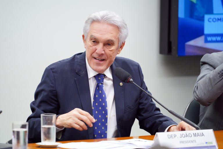 """Audiência Pública - Tema: """" Energia Solar - processo de Revisão da Resolução Normativa nº 482/20"""". Dep. João Maia (PL-RN)"""