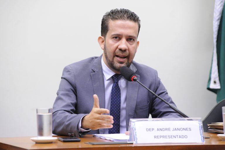 Apresentação, discussão e votação de pareceres. Dep. André Janones (AVANTE - MG)