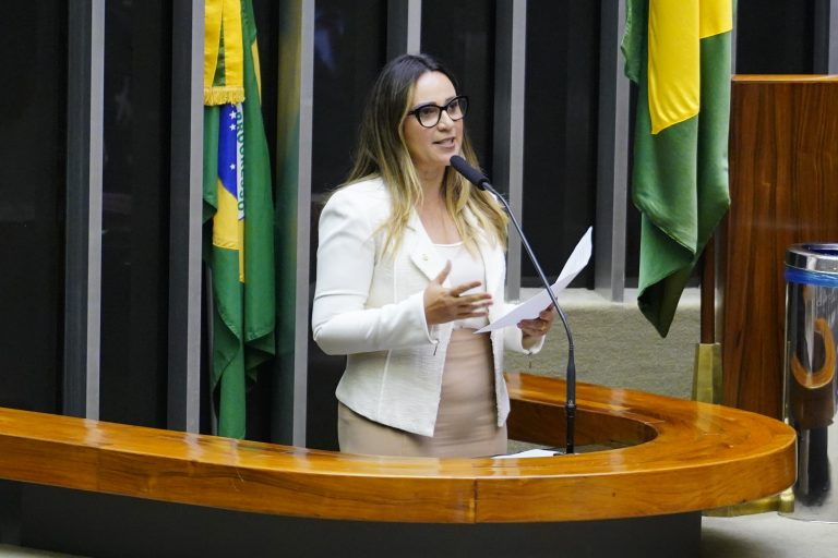 Ordem do dia para deliberação de vetos. Dep. Rejane Dias (PT - PI)