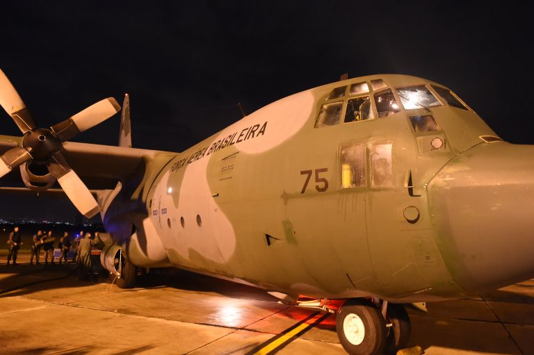 Defesa Nacional - geral - avião da Força Aérea Brasileira FAB Aeronáutica