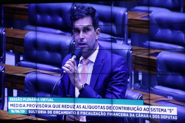 Ordem do dia para votação de propostas. Dep. Luiz Lima (PSL - RJ)