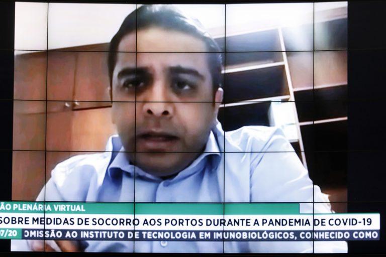 Ordem do dia. Dep. Fernando Rodolfo(PL - PE)