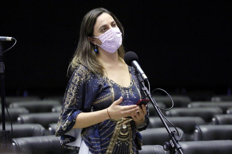 Destinada à deliberação de vetos projetos de lei do Congresso Nacional. Dep. Fernanda Melchionna(PSOL - RS)