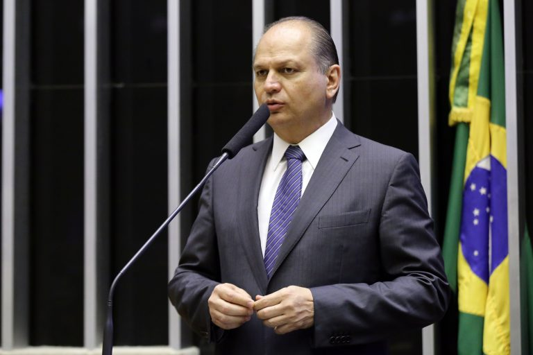 Ordem do dia. Dep. Ricardo Barros (PP - PR)