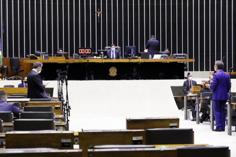 Sessão do Plenário da Câmara dos Deputados é adiada para sexta-feira