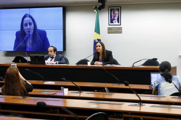 Lançamento virtual de Projetos de Lei para Combate à Corrupção - FECC. Dep. Paulo Ganime(NOVO - RJ) e dep. Adriana Ventura (NOVO - SP)