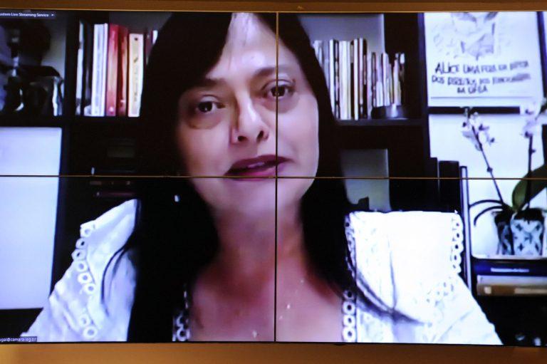Grupo de Trabalho sobre Mulher e Economia - Primeira Reunião Técnica. Dep. Alice Portugal(PCdoB - BA)
