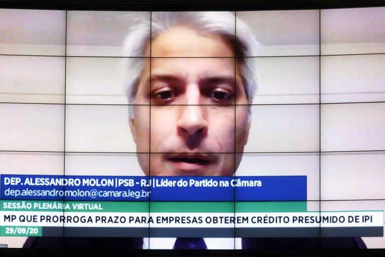 Ordem do dia. Dep. Alessandro Molon (PSB - RJ)