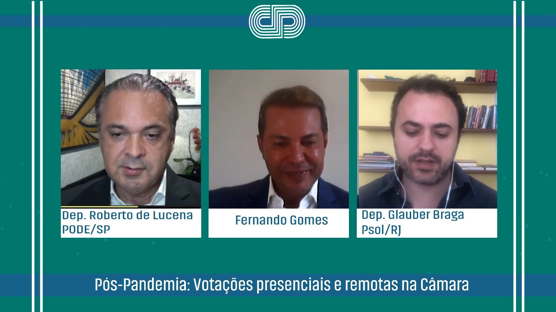 Deputados discordam da continuação das votações remotas pós-pandemia