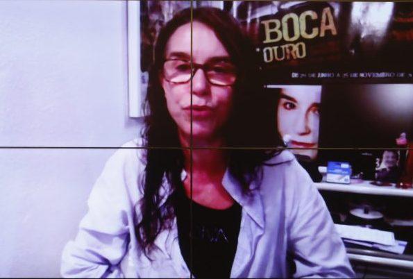 Artistas e personalidades em defesa dos Biomas Brasileiros. Atriz, Lucélia Santos
