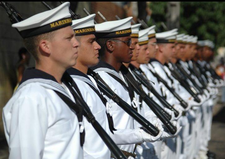 Segurança pública - Geral - Marinha