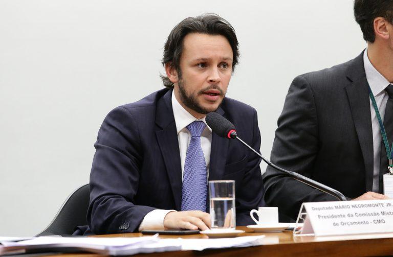 Reunião ordinária. Dep. Mário Negromonte Jr.(PP - BA)