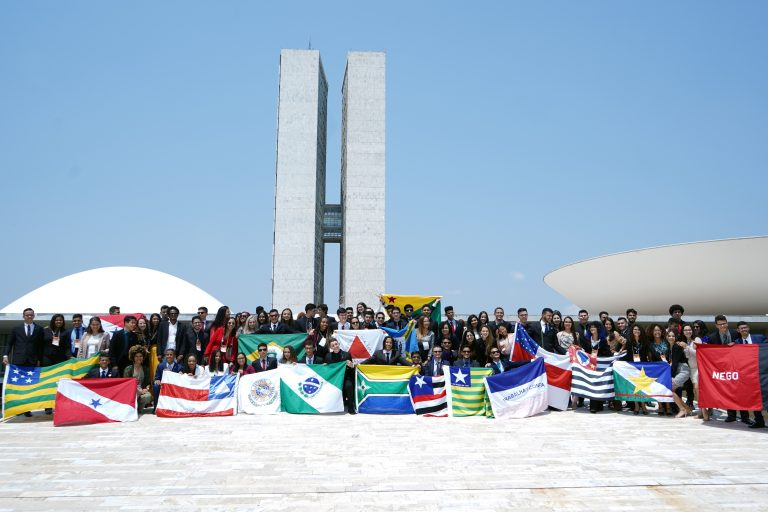 Parlamento Jovem Brasileiro 2019 – Sessão Plenária e entrega dos Diplomas