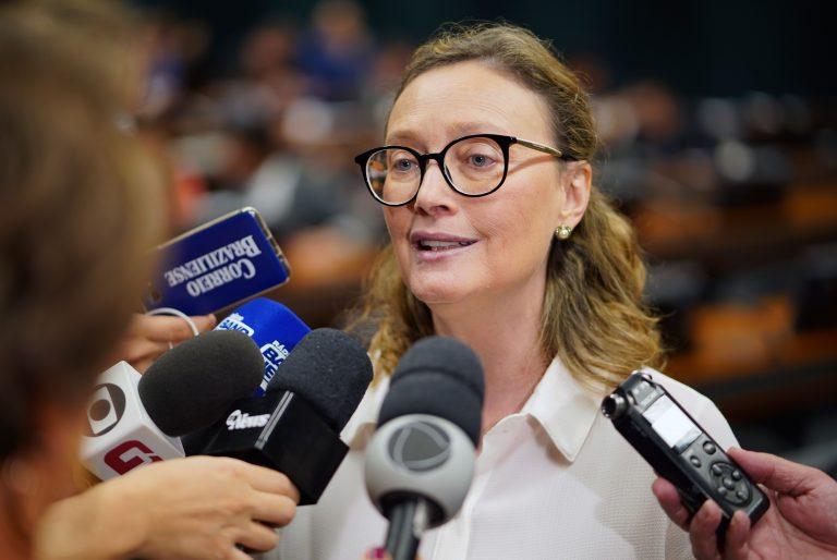 Dep. Maria do Rosário (PT - RS), fala sobre a PEC 410/2018, que altera a Constituição Federal para prever que ninguém será considerado culpado até a confirmação de sentença penal condenatória em grau de recurso