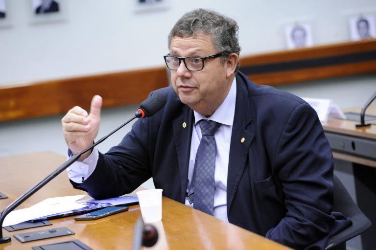 """Audiência Pública - Tema: """"Centrais Hidrelétricas e expansão das fontes de energia eólica e solar"""". Dep. Coronel Armando (PSL - SC)"""