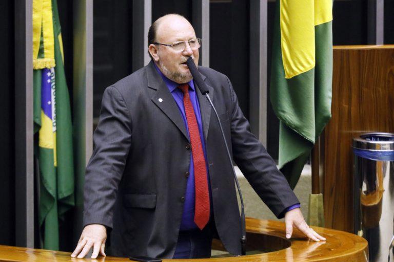 Destinada à deliberação dos vetos. Dep. João Daniel (PT - SE)