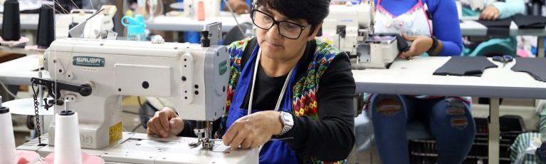 microempresas da indústria têxtil