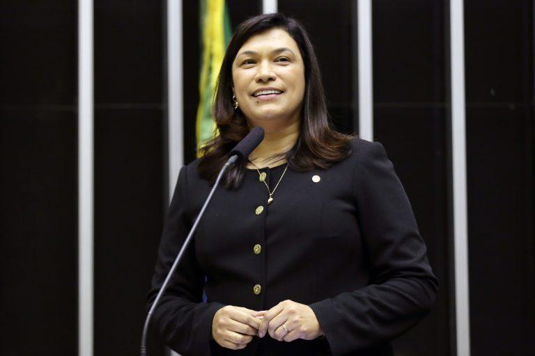 Sessão Solene em Homenagem ao Dia da Conquista do Voto Feminino. Dep. Maria Rosas (REPUBLICANOS - SP)