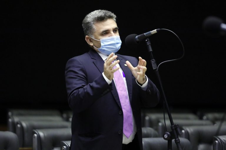 Sessão para a votação de propostas legislativas. Dep. Deuzinho Filho (REPUBLICANOS - CE)
