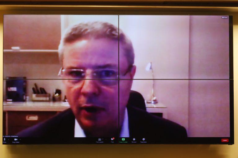Evento virtual - Sistema Híbrido para Votações Remotas Pós Pandemia. Sen. Antonio Anastasia