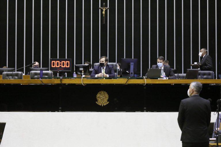 Votação de propostas legislativas. Presidente da Câmara dos Deputados, dep. Rodrigo Maia (DEM - RJ)