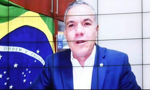 Ordem do dia. Dep. Zé Silva (SOLIDARIEDADE - MG)