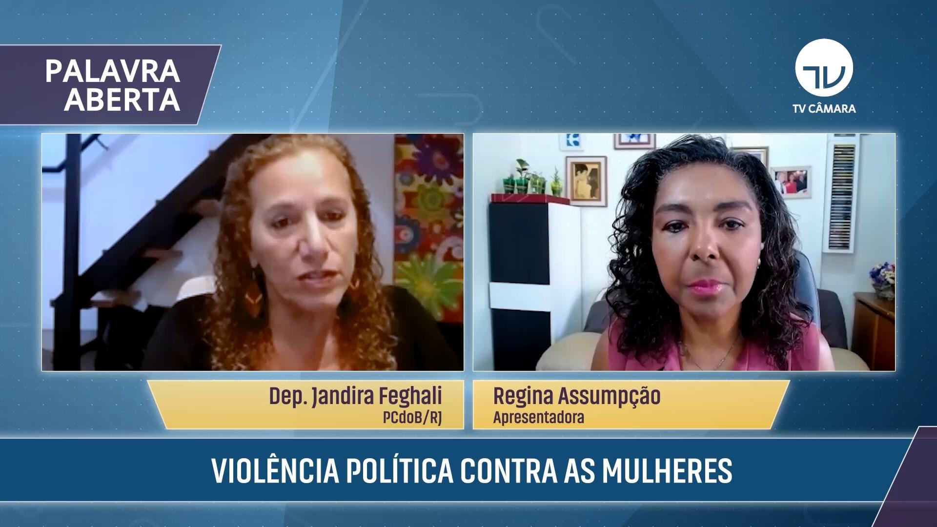 Eleições 2020- Violência política contra candidatas mulheres
