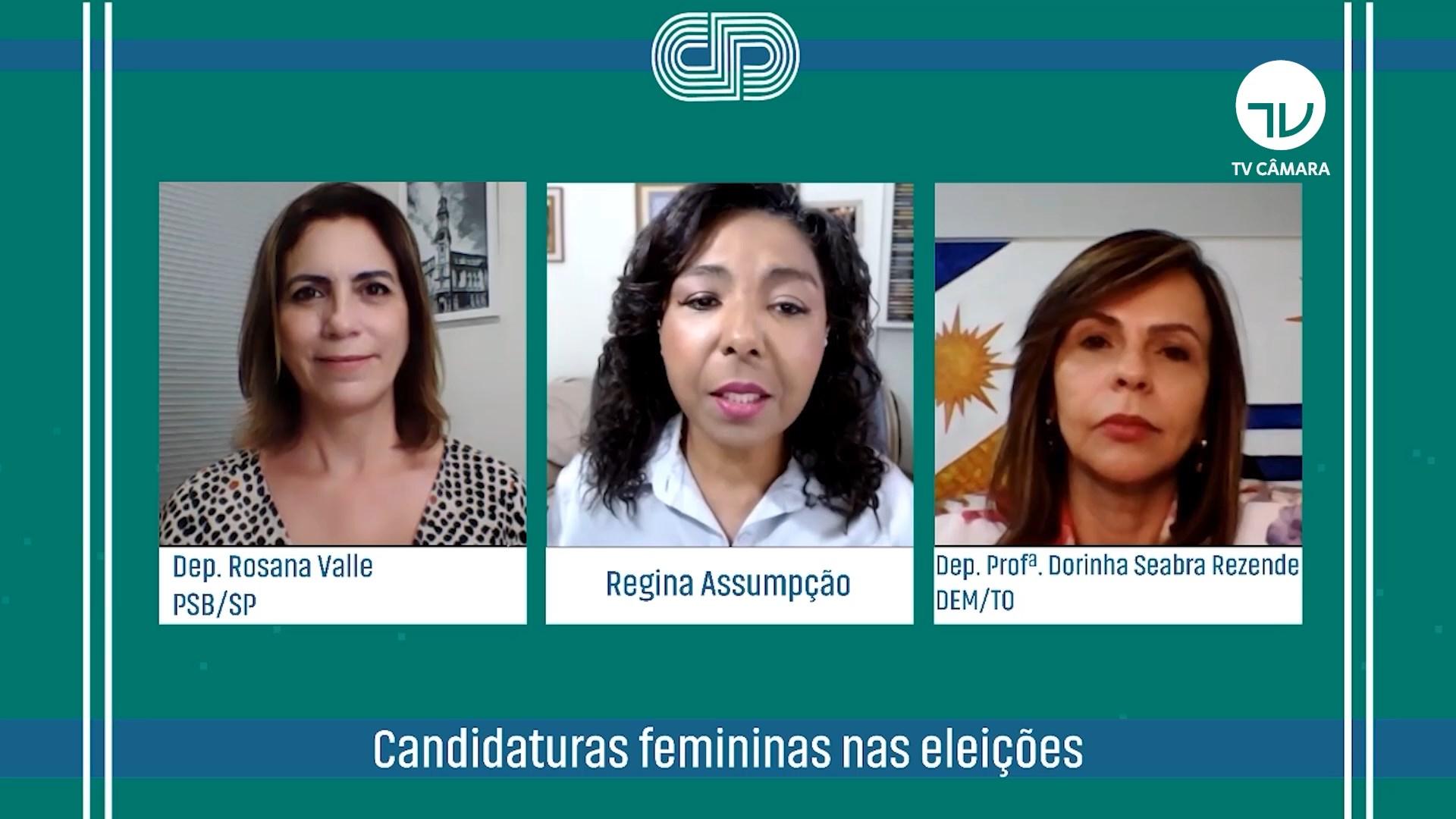 Leis de incentivo a candidaturas de mulheres