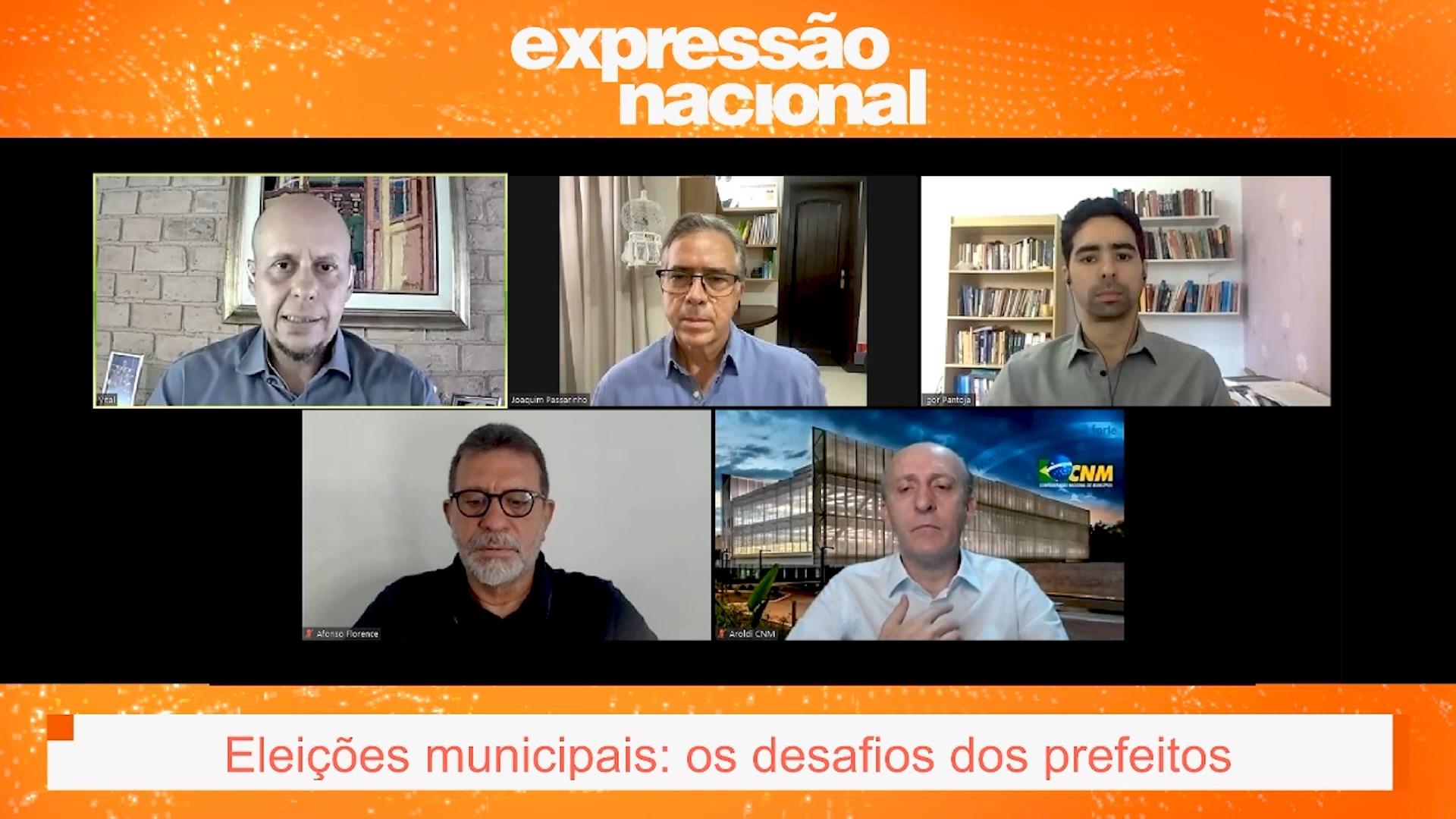 Eleições municipais: os desafios dos prefeitos