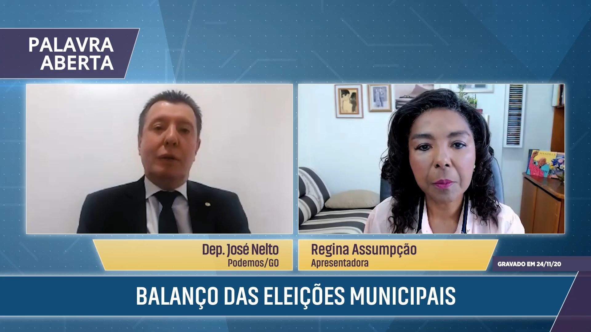 Balanço das eleições municipais