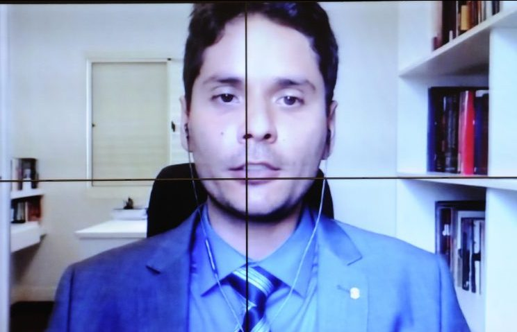 Segunda Audiência Pública da Comissão de Juristas. ANPR - Associação Nacional dos Procuradores da República, Vitor Cunha