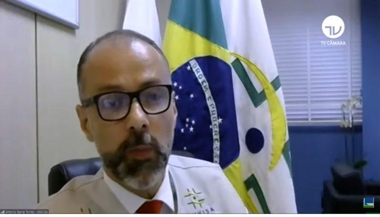 Antonio Barra Torres, diretor-presidente da Anvisa