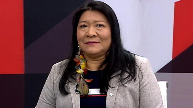 Dep. Joênia Wapichana