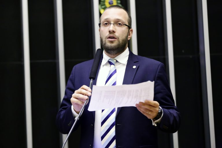 Dep. Filipe Barros (PSL - PR)