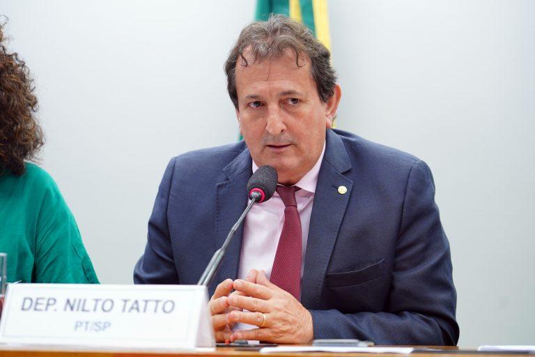 """Audiência Pública - Tema: """"Relatório da Organização para o Direito Humano à Alimentação."""" Dep. Nilto Tatto (PT-SP)"""