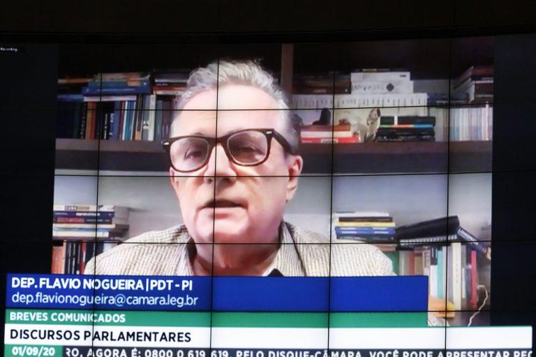 Breves comunicações. Dep. Flávio Nogueira(PDT - PI)