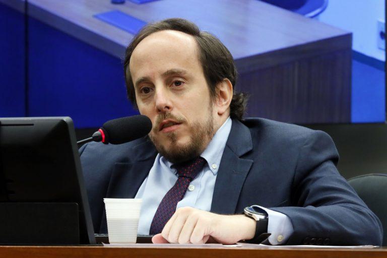 Lançamento virtual de Projetos de Lei para Combate à Corrupção - FECC. Dep. Paulo Ganime(NOVO - RJ)