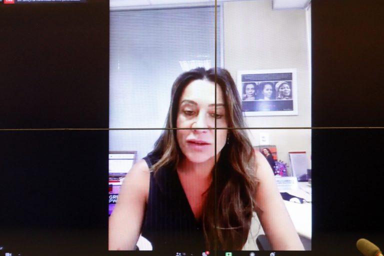 21 Dias de Ativismo – Debate sobre Violência Contra as Mulheres na Pandemia. CONAMP, Dra Gabriela Manssur