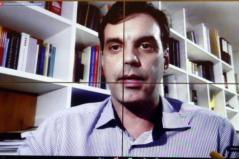 21 Dias de Ativismo – Debate sobre Violência Contra as Mulheres na Pandemia. Professor Doutor Da Usp E Diretor-Presidente Da Associação De Pesquisa Em Inteligência Artificial E Direito, Dr Juliano Maranhão