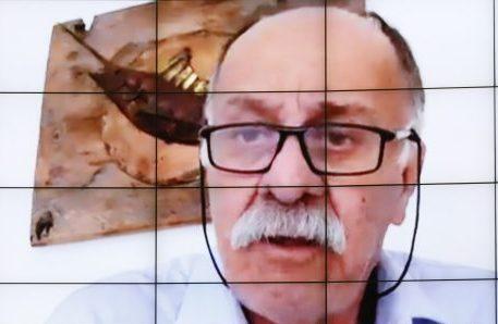 Dep. Paulo Ramos (PDT - RJ) em sessão virtual