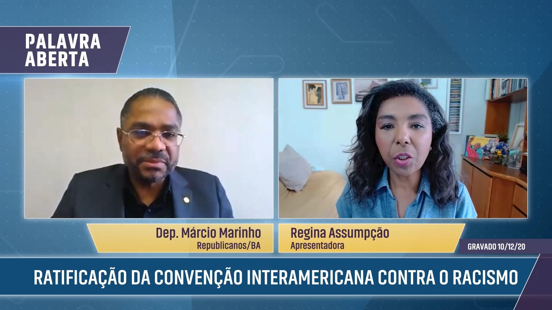 Ratificação da Convenção Interamericana contra o Racismo