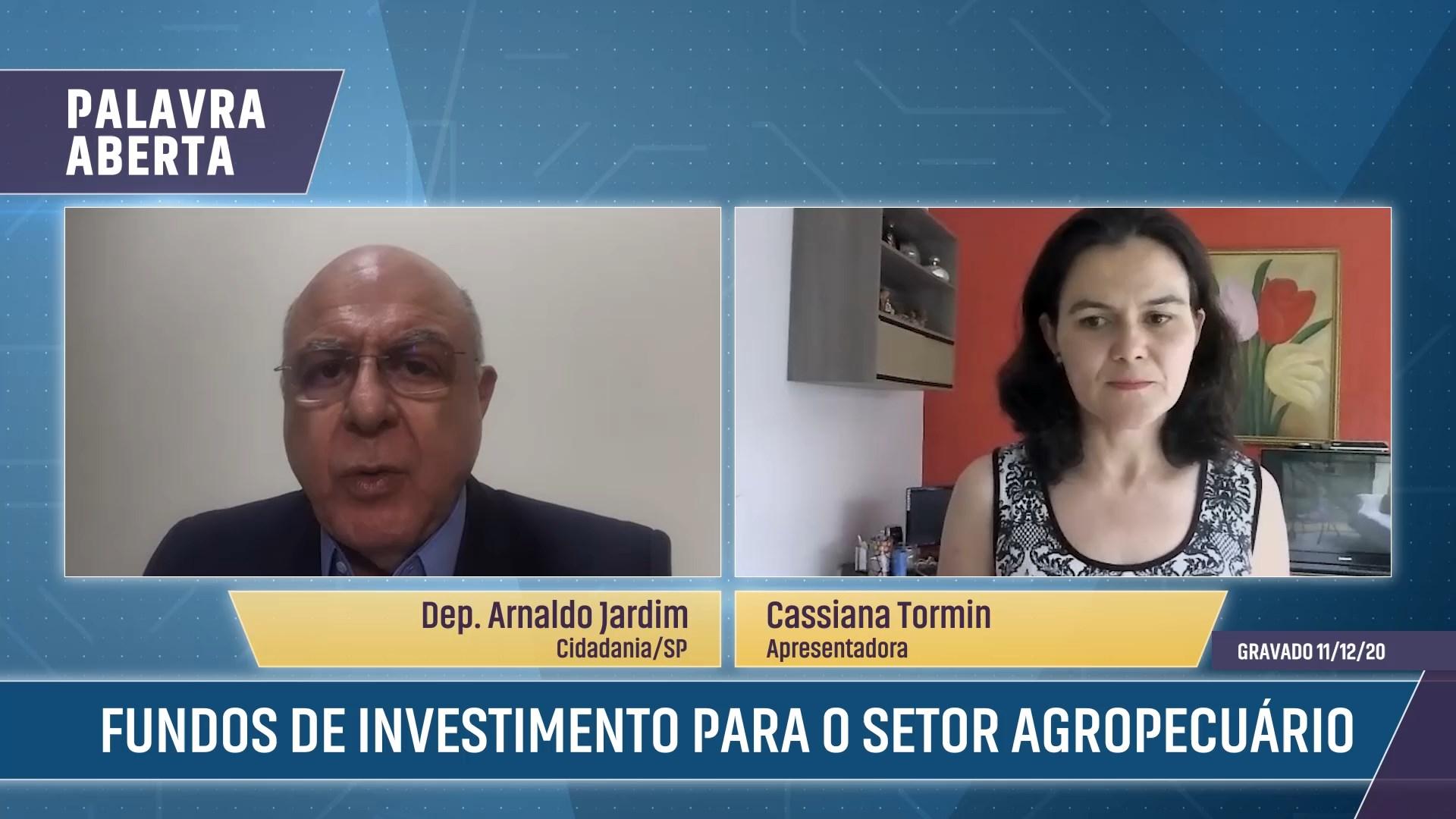 Fundos de Investimento para o Setor Agropecuário