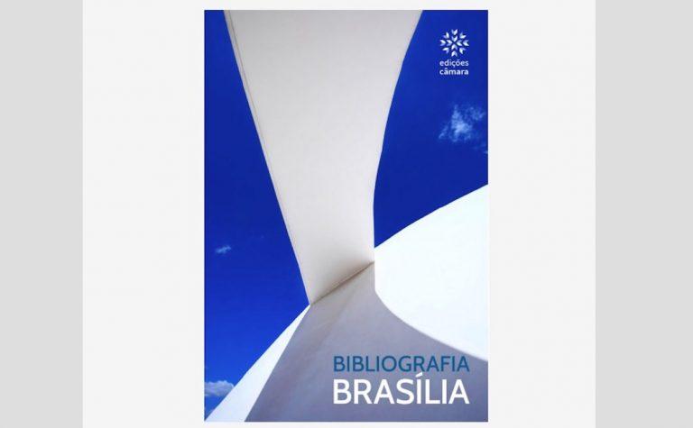 Capa do livro Bibliografia Brasília