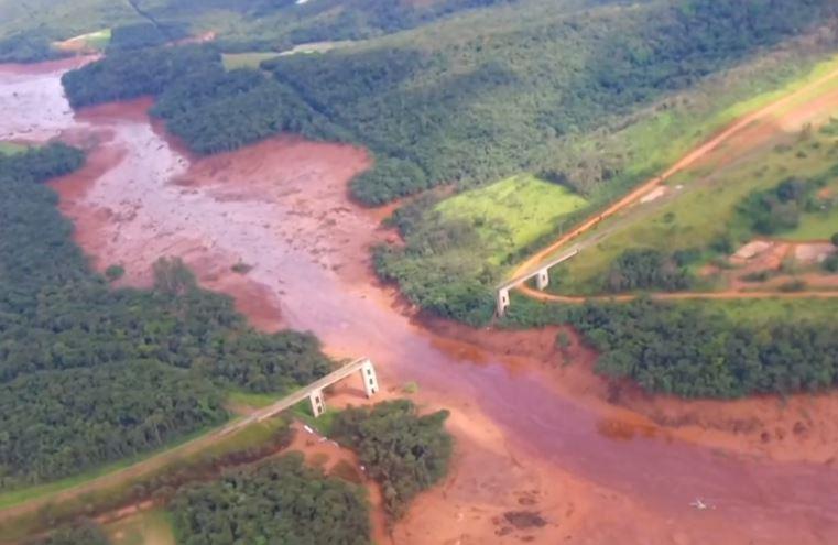 Cidades - catástrofes - Brumadinho Vale desastres ambientais destruição mineradoras