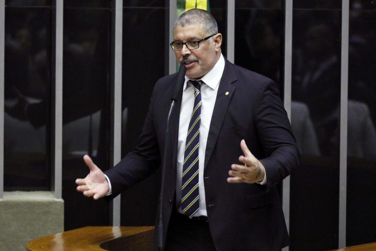Sessão do Congresso Nacional destinada à deliberação dos destaques aos vetos. Dep. Alexandre Frota (PSDB-SP)