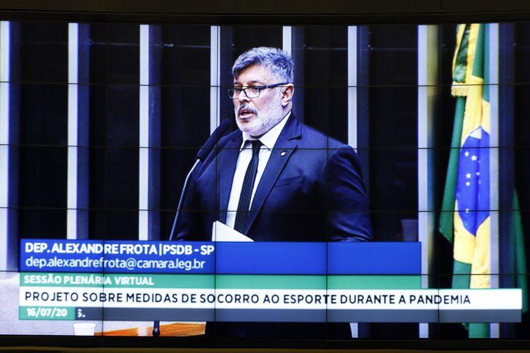 Ordem do dia. Dep. Alexandre Frota(PSDB - SP)