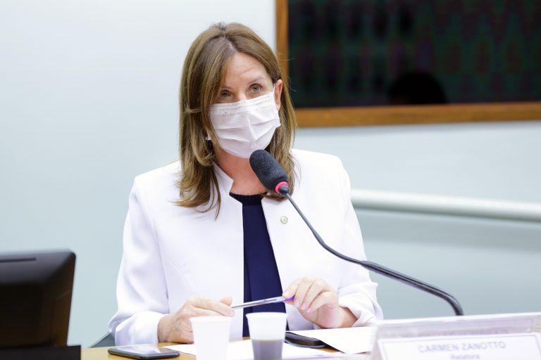 Balanço das Atividades da Fiocruz durante a Pandemia de Covid-19. Dep. Carmen Zanotto (CIDADANIA - SC)
