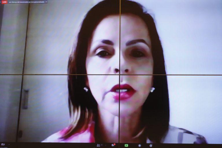 21 Dias de Ativismo - Pelo Fim da Violência Contra as Mulheres - Debate com o TSE e a Onu Mulheres. Dep. Professora Dorinha Seabra Rezende (DEM - TO)