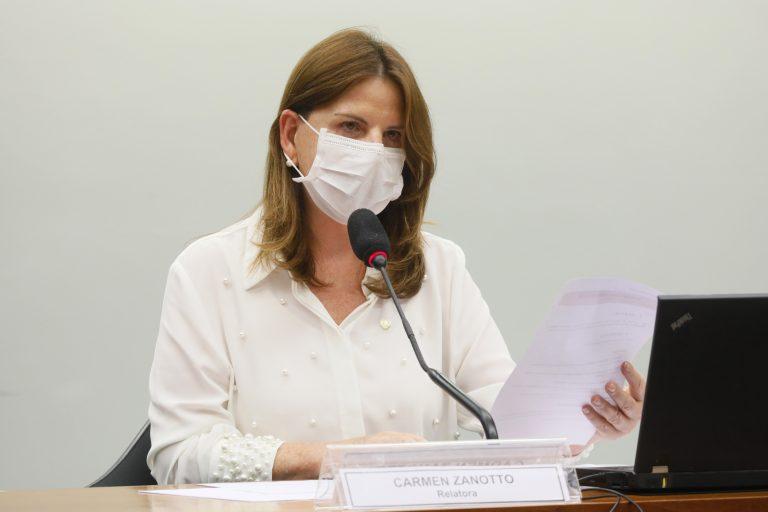 O Orçamento para a Saúde em 2021. Dep. Carmen Zanotto(CIDADANIA - SC)