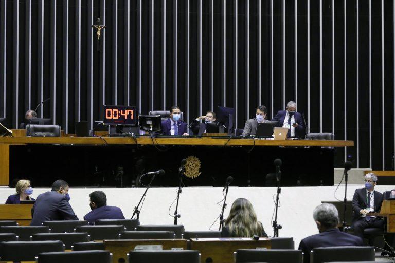 Votação de propostas legislativas. Vice-presidente da Câmara, Marcos Pereira